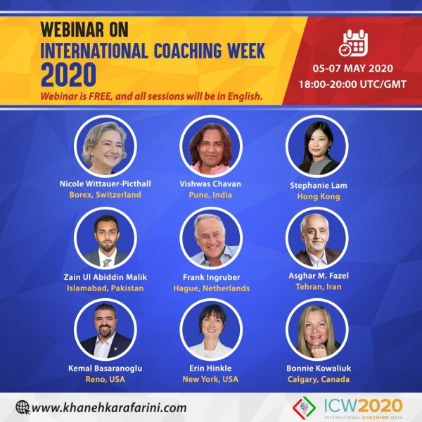 Webinar on International Coaching Week: