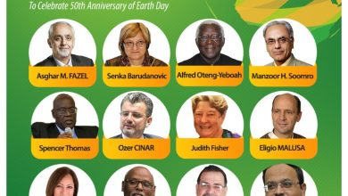 Photo of The second day of International WEBinar on EarthDay 2020